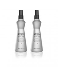Kenra Thermal Styling Spray #19, 55% VOC, 10.1-Ounce (2-Pack)