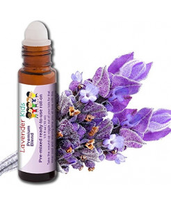 Aromata Lavender Oil Kids for Healthy, Happy Kids! Keep Your Kids Happy and Healthy with Our Kid-Ready Lavender and Almond Oils Blend