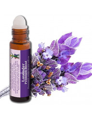 Aromata Lavender Calm - Ready to use, Calming and Soothing Essential Oil Blend, 100% Natural & Safe. Makes Relaxing Easy. Premixed and Hassle-Free. Roll-on 10 ml (1/3 fl oz).