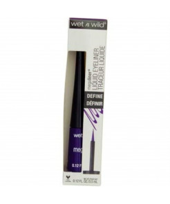Wet & Wild Eyeliner Mega Liquid-Electric Purple, 0.3 Ounce