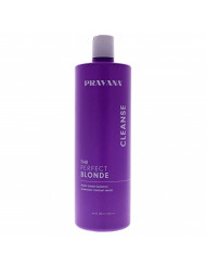 Pravana The Perfect Blonde Purple Toning Shampoo & Conditioner Liter Duo Set With Pumps... (No Pump)