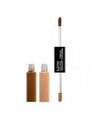 NYX Professional Makeup Sculpt & Highlight Face Duo, Cinnamon/Peach, 0.34 Ounce