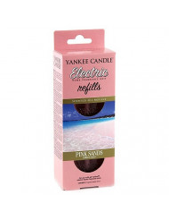 Yankee Candle Pink Sands Scent Plug Refills, EHF Twin Pack