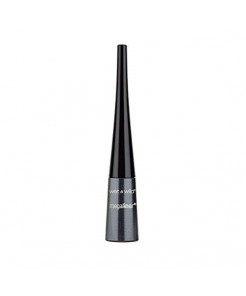 Wet & Wild Megaliner Liquid Eyeliner 871a Black, 0.12 Ounce