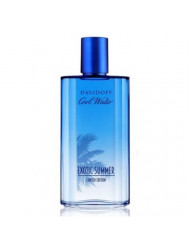 Cool Water Exotic Summer FOR MEN by Davidoff - 4.2 oz EDT Spray