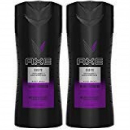Axe Shower Gel, Excite 16 oz (Pack of 2)