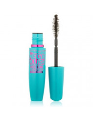 Maybelline New York Volum' Express The Mega Plush Waterproof Mascara, Brownish Black [276] 0.30 oz (Pack of 6)