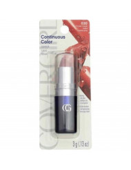 CoverGirl Continuous Color Lipstick, It's Your Mauve [030], 0.13 oz (Pack of 6)