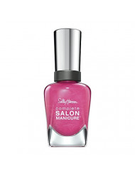 Sally Hansen Nail Polish, Back to The Fuchsia, 0.5 Ounce