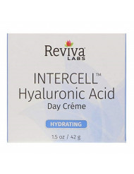 Reviva Labs Intercell Day Cream with Hyaluronic Acid - 1.5 oz
