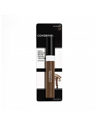 COVERGIRL Easy Breezy Brow Shape & Define Eyebrow Mascara, Soft Brown, 0.3 Fluid Ounce (packaging may vary)
