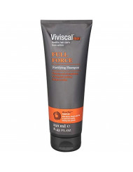 Viviscal Man Full Force Fortifying Shampoo, 8.45 Ounce