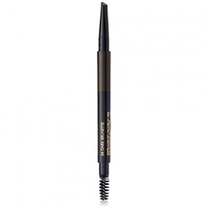 Estee Lauder The Brow Multitasker 3-In-1, No. 04 Dark Brunette, 0.017 Ounce
