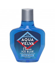 Aqua Velva Ice Blue After Shave 3.5 Ounce (103ml) (2 Pack)