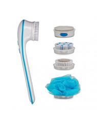 Spin Spa Body Brush with 5 Attachments