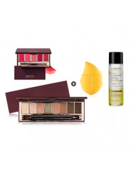 [LABIOTTE] Chateau Wine Lip Palette 3.5g + Wine Eye Shadow Palette 8.8g SET #01 (Dry Wine)