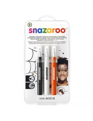 Snazaroo Face Paint Brush Pen, Halloween