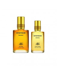 Stetson Original 2pc Set - 1.5oz Cologne Perfume + 0.75oz Aftershave