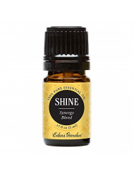 Edens Garden Shine Essential Oil Synergy Blend, 100% Pure Therapeutic Grade (Highest Quality Aromatherapy Oils- Anxiety & Stress), 5 ml