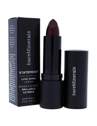Bareminerals Statement Luxe-shine Lipstick, Nsfw, 0.12 Ounce