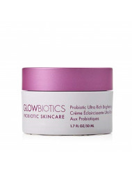 Glowbiotics - Probiotic Ultra Rich Brightening Cream   Deeply Moisturizing and Regenerative - For Normal, Sensitive, and Dry to Excessive Dry Skin Types (1.7 fl oz)