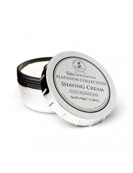 Taylor of Old Bond Street Platinum Collection Shaving Cream Bowl 150g