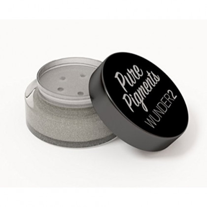 WUNDER2 Pure Pigments Ultra-Fine Loose Color Powders for Eye Makeup, Pearl Powder, 0.04 Ounce