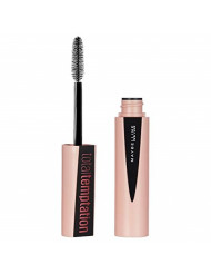 Maybelline New York Total Temptation Washable Mascara, Blackest Black, 0.27 fl. oz.
