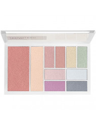 Maybelline New York The City Kits All-in-One Eye & Cheek Palette, Urban Light, 0.42 oz.