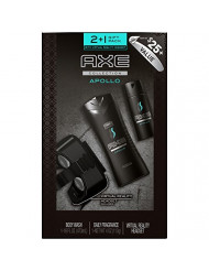 AXE Gift Pack with VR Headset, Apollo, 3 ct