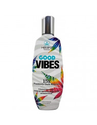 Hempz Good Vibes Positively Dark Bronzer, 8.5 Oz
