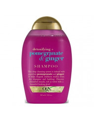 Ogx Shampoo Pomegranate & Ginger 13 Ounce (3 Pack)