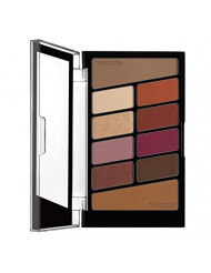 wet n wild Color Icon Eyeshadow 10 Pan Palette, Rose in the Air