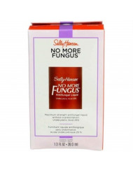 Sally Hansen No More Fungus 1.3 Ounce (39ml) (2 Pack)