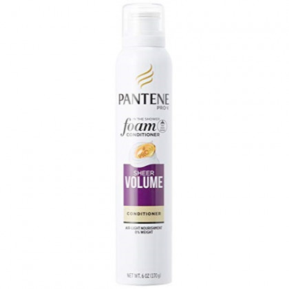 Pantene Pro-V Classic Foam Sheer Volume Hair Conditioners, 6 Ounce