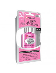 NAIL-AID 1 Step French Mani, French Sheer, 0.55 Fluid Ounce