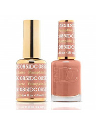 DND DC Duo Gel + Nail Lacquer (DC085)