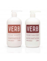 Verb Volume Shampoo and Conditioner Duo 33.8 oz each