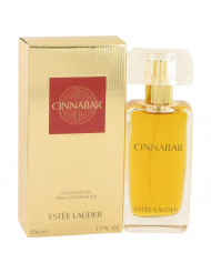 Cinnabar Perfume by Estee Lauder, 1.7 oz Eau De Parfum Spray (New Packaging)