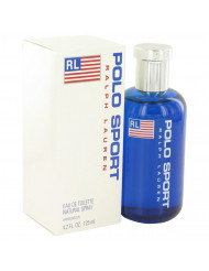 Polo Sport Cologne by Ralph Lauren, 4.2 oz Eau De Toilette Spray