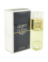 Quartz Perfume by Molyneux, 3.4 oz Eau De Parfum Spray