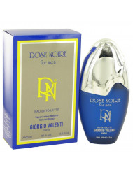 Rose Noire Cologne by Giorgio Valenti, 3.4 oz Eau De Toilette Spray