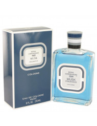 Royal Copenhagen Musk Cologne by Royal Copenhagen, 8 oz Cologne