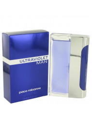Ultraviolet Cologne by Paco Rabanne, 3.4 oz Eau De Toilette Spray