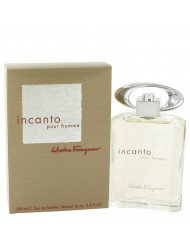 Incanto Cologne by Salvatore Ferragamo, 3.4 oz Eau De Toilette Spray