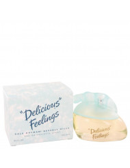 Delicious Feelings Perfume by Gale Hayman, 3.4 oz Eau De Toilette Spray (New Packaging)