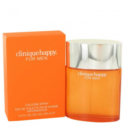 Happy Cologne by Clinique, 3.4 oz Cologne Spray