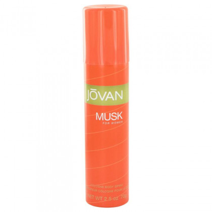 JOVAN MUSK by Jovan,Body Spray 2.5 oz, For Women
