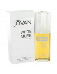 Jovan White Musk Cologne by Jovan, 3 oz Eau De Cologne Spray