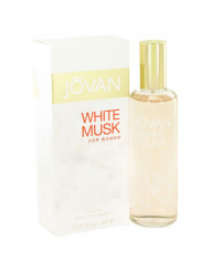 Jovan White Musk Perfume by Jovan, 3.2 oz Eau De Cologne Spray